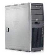 HP XW4600 QUAD CORE WORKSTATION WIN 7 PRO