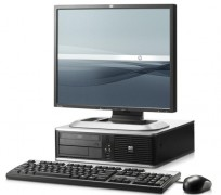 HP DC7900s Core 2 Duo 3.0 DESKTOP SYSTEM