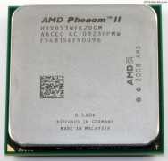 AMD AM3 Phenom II B53 2.8GHz Duo Core CPU