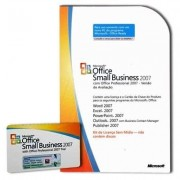 Office 2007 Small Business Edition Product Key Card