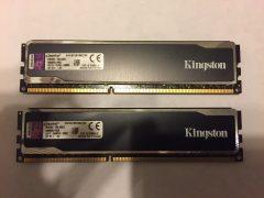 KINGSTON HYPERX BLACK 16GB DDR3 1600 Desktop Ram Kit (2x8GB)