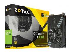 Zotac GTX 1060 ZT-P10600A-10L, 6GB GDDR5 Super Compact Video Card